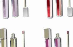 Cosmetic Lipgloss Vector Material