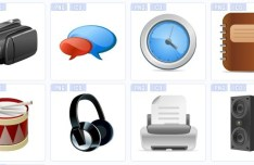 Daily Necessities Icons