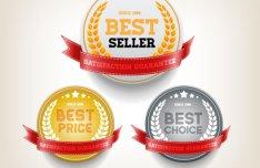Delicacy Sales Promotion Badge