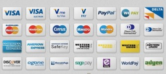 Free Buttons For Online Payment Service Providers