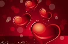 Happy Valentine's Day Vector Cover 02