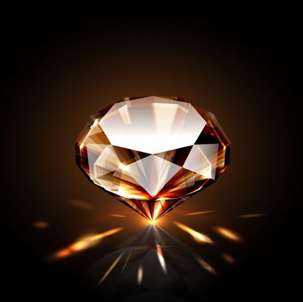 "Père Spirituel: †  ""Je  me présente"" † - Page 25 High-Quality-Shining-Diamond-Vector-01"
