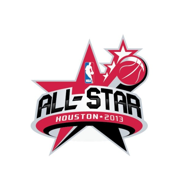 NBA All-Star Week 2013 Logo Vector