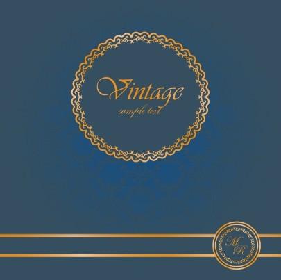 Noble and Elegant Invitation Card 03