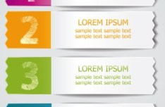 Numerical Labels Vector