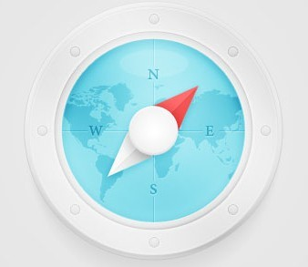 PSD Safari Icon