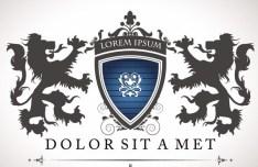 Vector Royal Badge 04