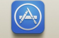 iOS App Store Icon PSD
