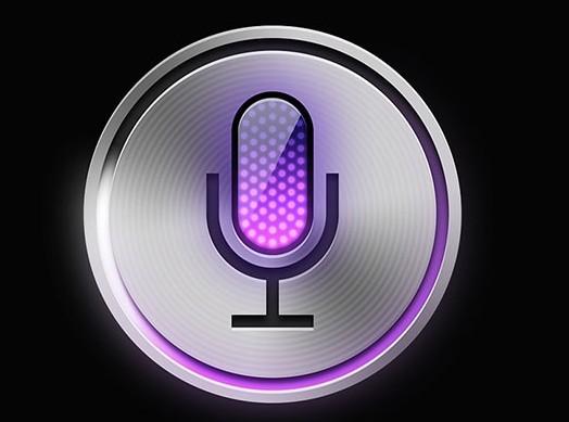 High Quality iOS Siri Layered PSD