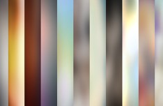 Set of 13 High-Resolution Blur Backgrounds