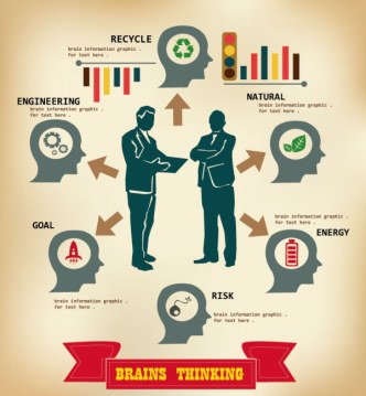 Vector Business Infographic Template 04
