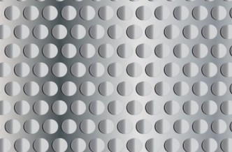 Vector Metal Background Texture With Round Holes 03