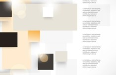 Modern Technology Geometry Background Vector 04