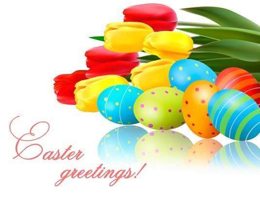 Happy Easter Design Elements Vector 02