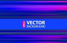 Colored Horizontal Stripes Background Vector 02