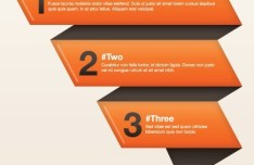 One Two Three Paper-Like Label Vector