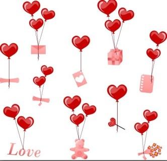 Lovely Vector Heart Design 03