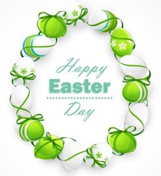 Creative Easter Eggs Design Vector 05