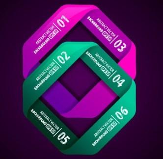Creative Infographic Label Elements Vector 05