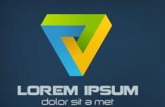 Creative Colored Vector Logo Design 09
