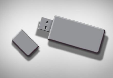 PSD USB Mockup