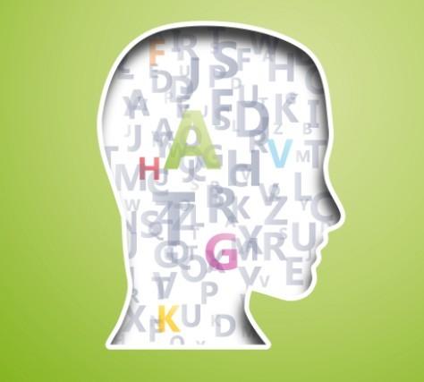 Creative Head-Concept Vector Logo Design 03