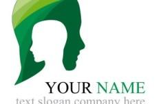 Creative Head-Concept Vector Logo Design 04