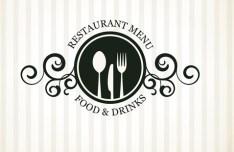 Vector Clean Restaurant Menu Design Template 01