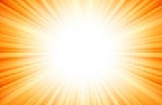 Fantastic Light Burst Background Vector 04