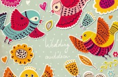 Vector Lovely Paper Cutting Animals Illustration 02