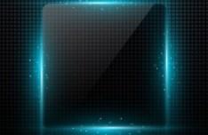 Fantastic Abstract HI-Tech Background Vector 01