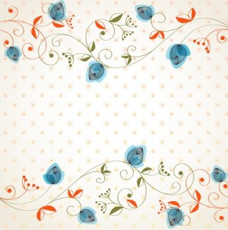 Simple and Clean Classic Florals and Flowers 01