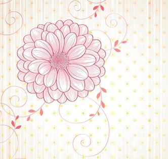 Simple and Clean Classic Florals and Flowers 03