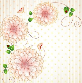 Simple and Clean Classic Florals and Flowers 05