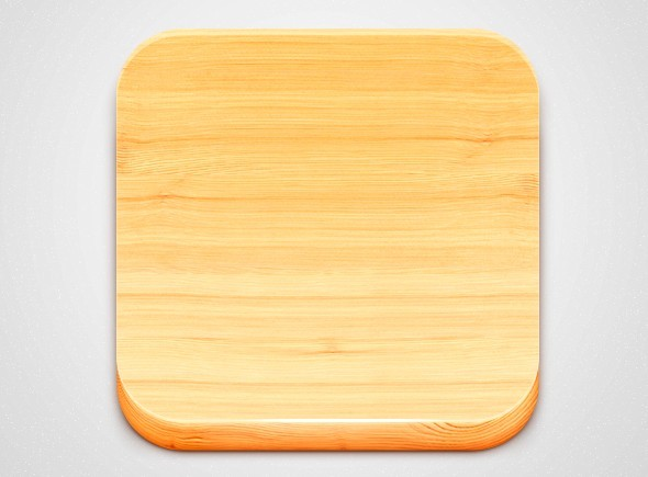 Free 3d Wooden App Icon Template Psd Titanui