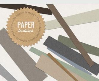 10 Seamless Paper Textures