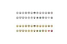 60 Minimal Smile Icons