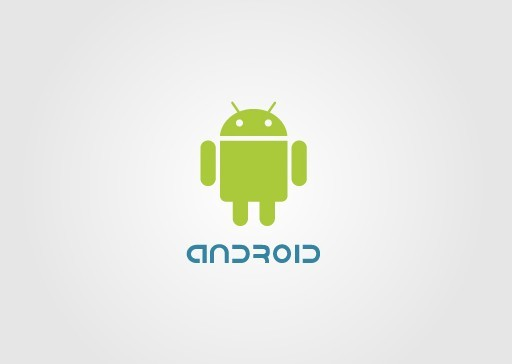 Set Of Vector Android Logos