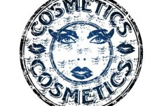 Vintage Vector Cosmetics Seal