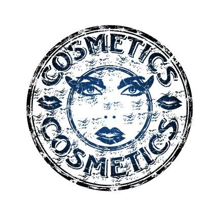 Vintage Vector Cosmetics Seal