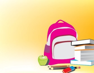 Vector Essential Stationery for Students 05