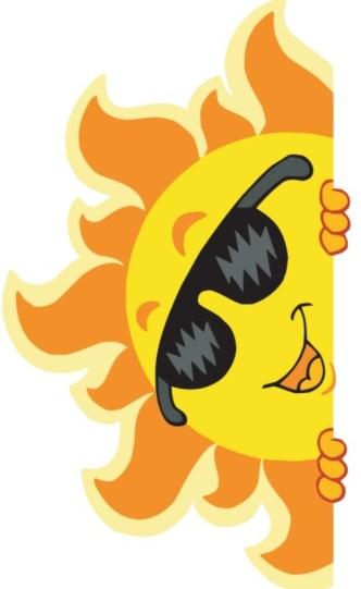 Fresh Cartoon Summer Fun Vector Illustration 03