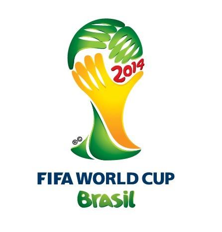 FIFA World Cup Brazil 2014 Logo Vector