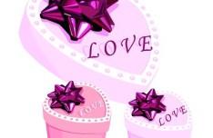 Heart-shaped Jewelry Box