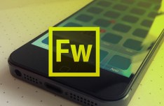 iOS 7 Springboard Wireframe Template