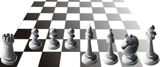 Vector Chess Design Elements Illustration 02