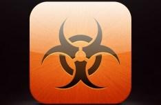 Minimal iPhone App Icon Template PSD