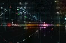 HI-Tech Digital Abstract Background Vector 02