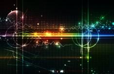 HI-Tech Digital Abstract Background Vector 05