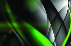 Bright Dark Abstract Shapes Background Vector 04